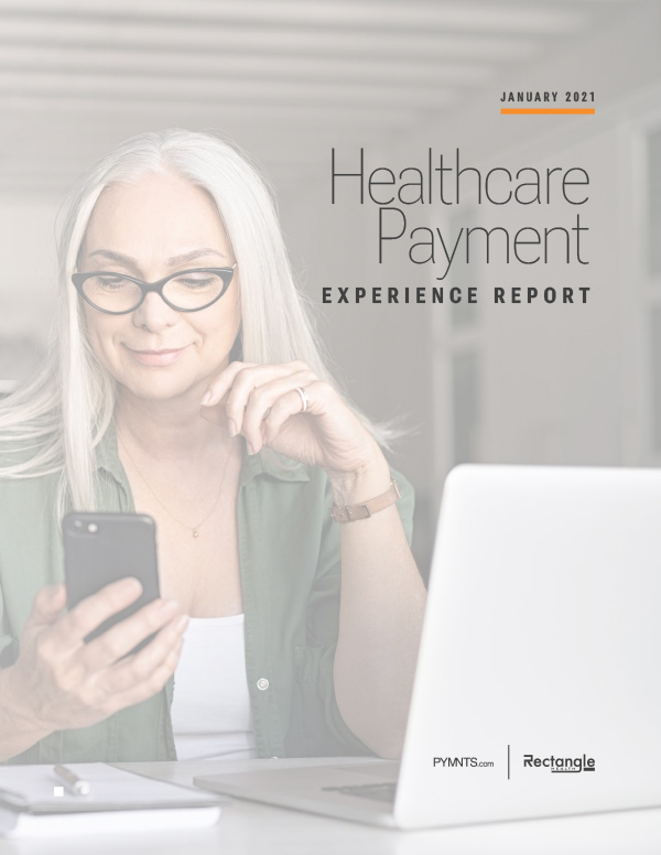 Healthcare Payment Experience Report