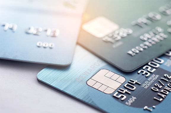 credit card on file