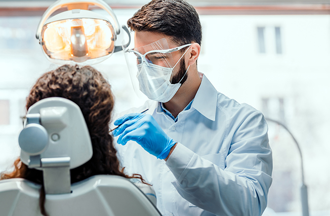 dental payment processing
