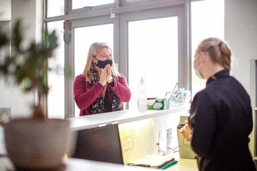 positive patient communication