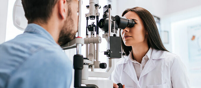ophthalmologist payment processing