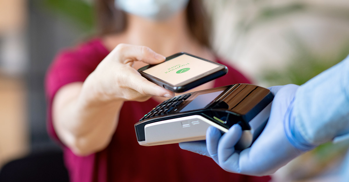 contactless options and convenient payment tools